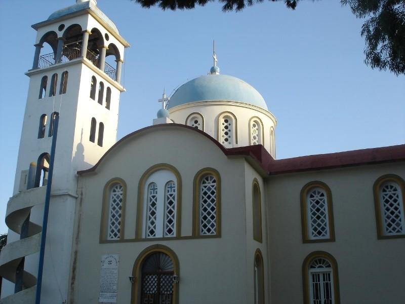 Itaka, Agia Marina crkvica