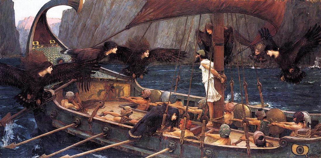Odisej i sirene