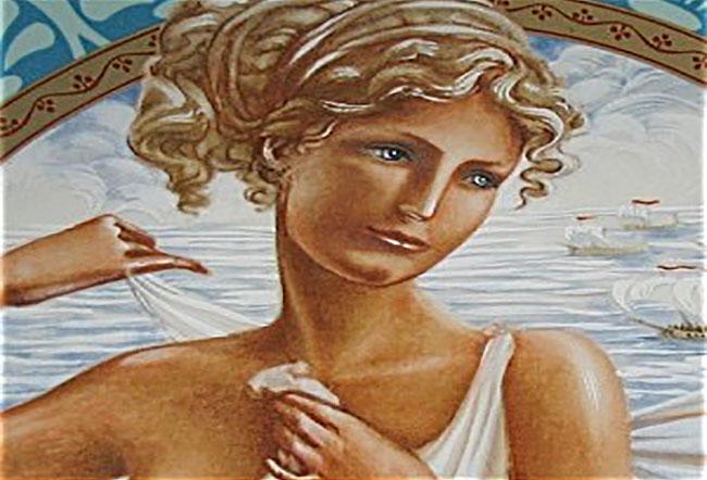 Afrodite, grčka boginja lepote