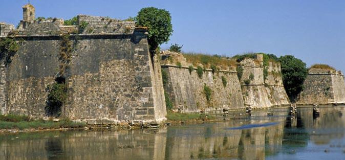 Lefkada, tvrđava Santa Maura